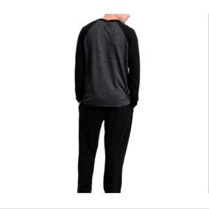 Orvis Other - Orvis 2-Piece Men's Essential Lounge Set Black
